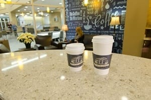 erie island coffee cups