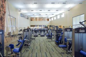 sequoia wellness center and gym