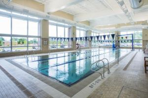 sequoia wellness center pool