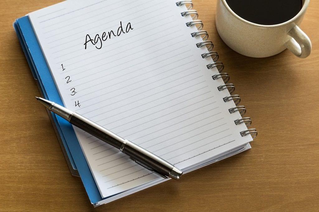 Agenda for Strategic Planning