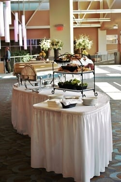 hubbard wedding