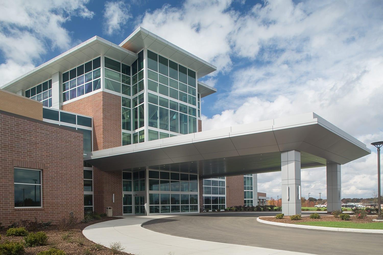 The Neomed Education Wellness Event Center