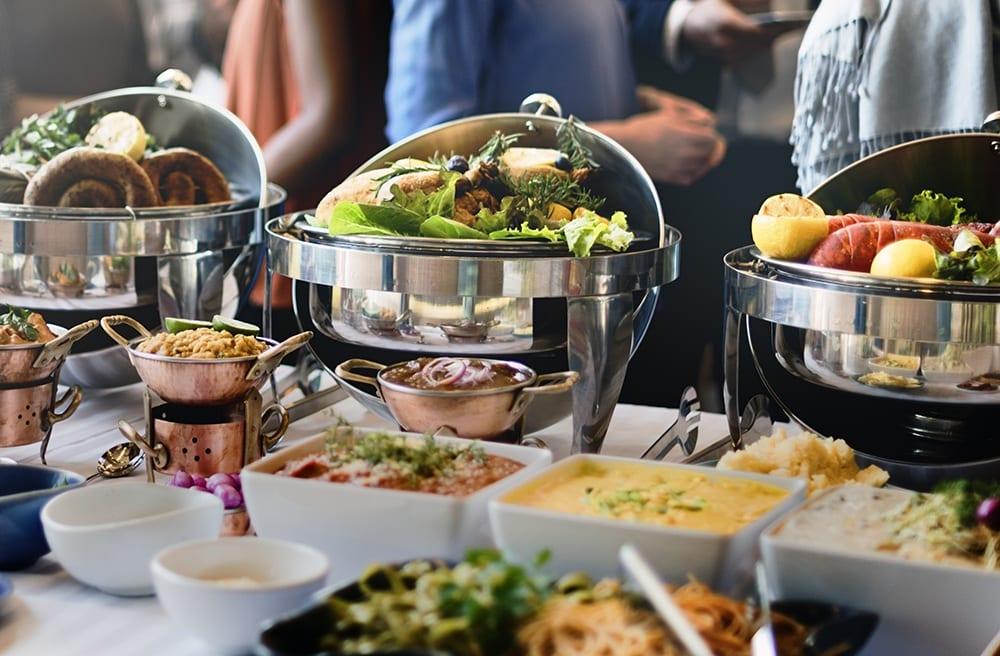 Event buffet