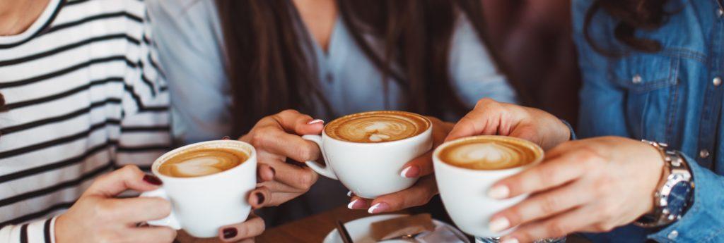 Coffee Shop Header